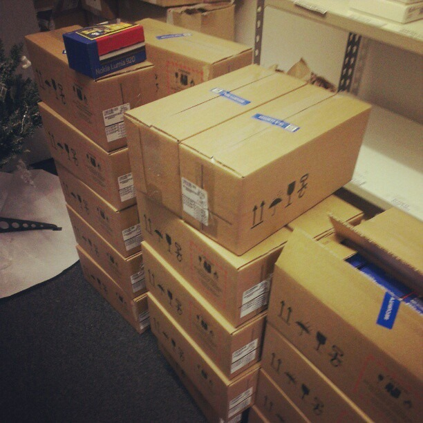 Lumia 920 2nd shipment Clove