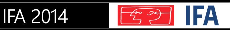 IFA2014 Coverage Banner