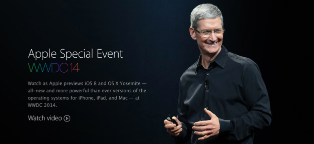 Apple Special Event 2014 WWDC