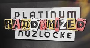 Nappy Randomized Platinum Pokemon
