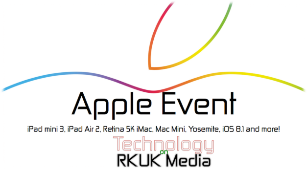 Apple October Event 2014