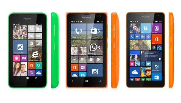 Lumia 530 532 535