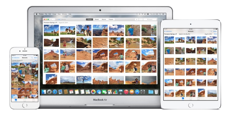 Photos for Mac and iOS