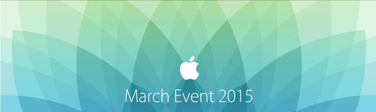 Apple Watch Event 2015
