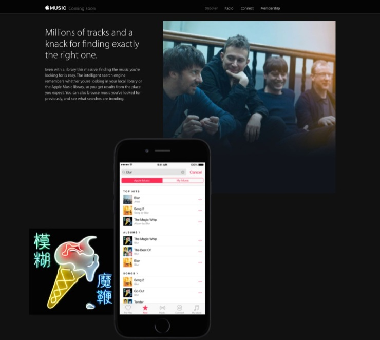 Apple Music Discover