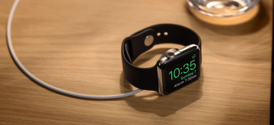Apple Watch Nightstand