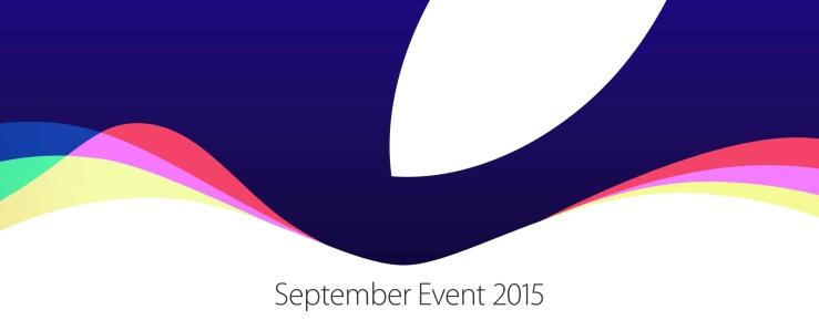 Apple September 2015