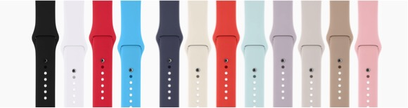 Apple Watch 2015 new Sports bands