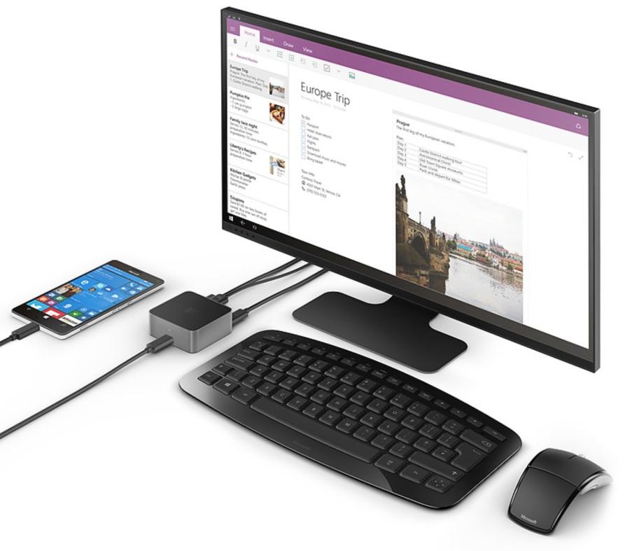 Microsoft Lumia 950 Display Dock