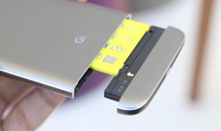G5 Modula Battery