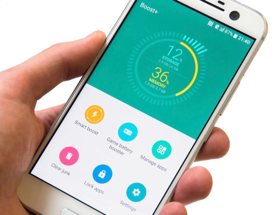 HTC Boost+ battery