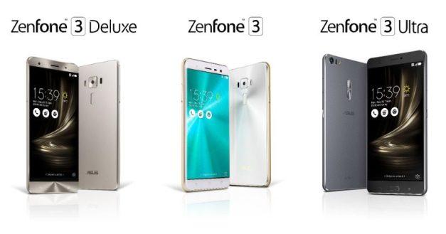 ASUS Zenfone 3 press