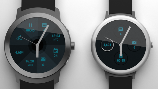 Possible Google Watch