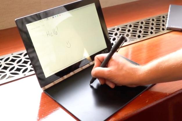 Lenovo Yoga Book Create Pad