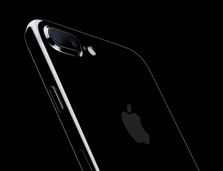 iPhone 7 Plus Jet Black