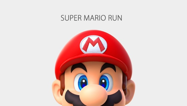 Super Mario Run on iOS