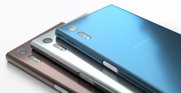 Xperia XZ Colours