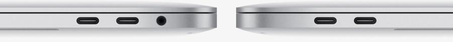 MacBook Pro Thunderbolt 3 USB C
