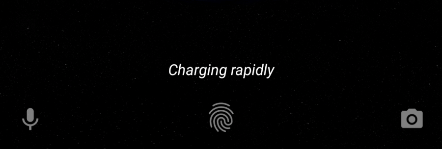 Fast charging on Pixel