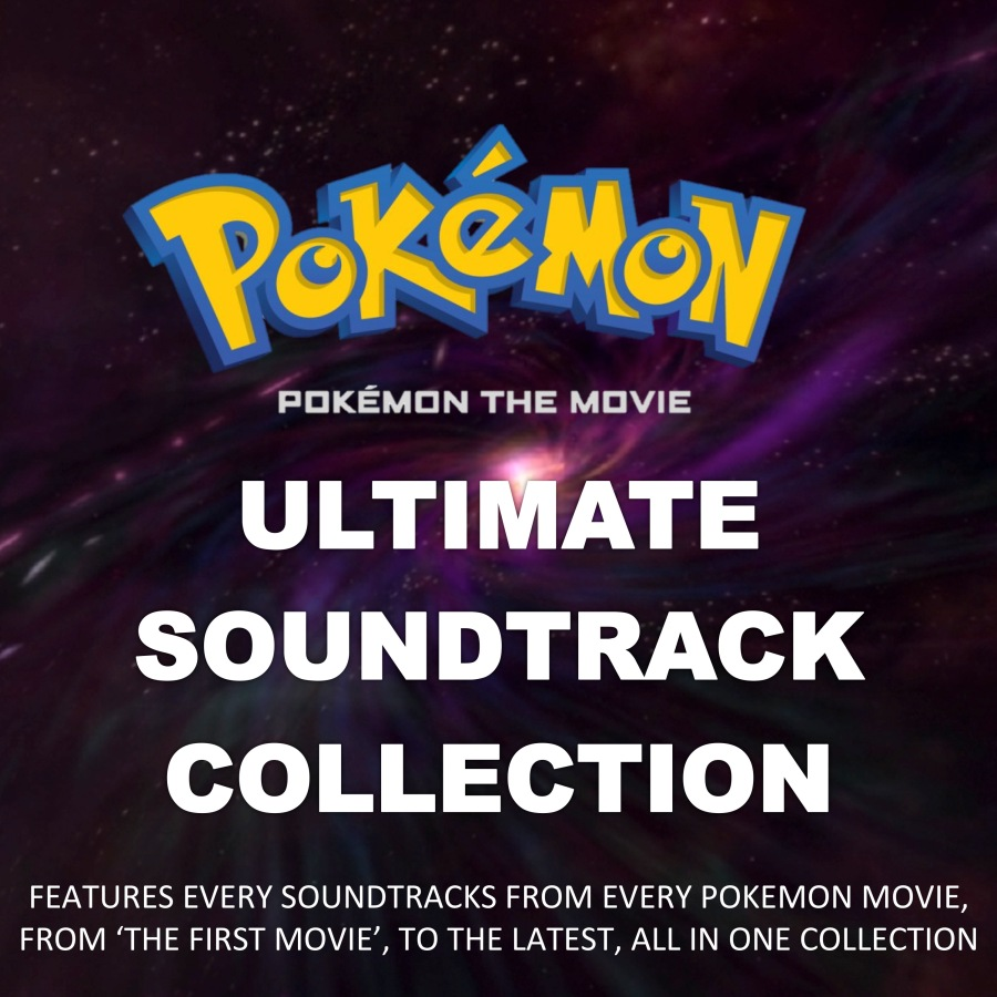 Pokemon Soundtracks Album