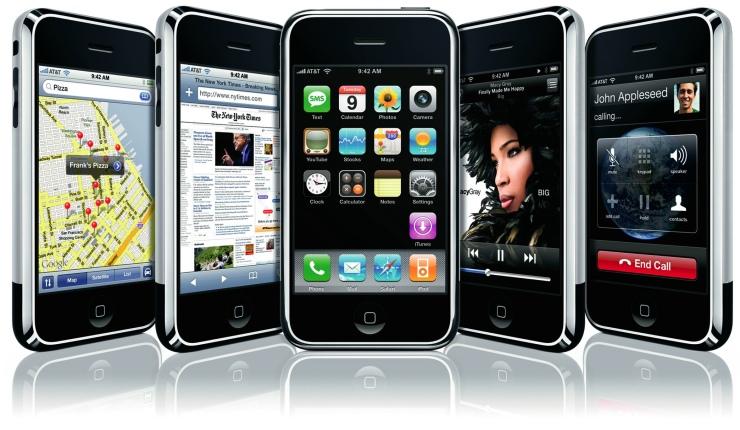 Original iPhone PROMO January 2007