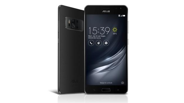 ASUS ZenFone AR Side